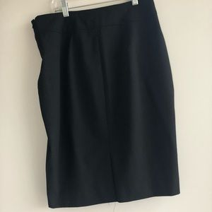 The Limited size 8 tall pencil skirt.